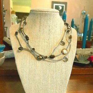 Vintage necklace - N2264